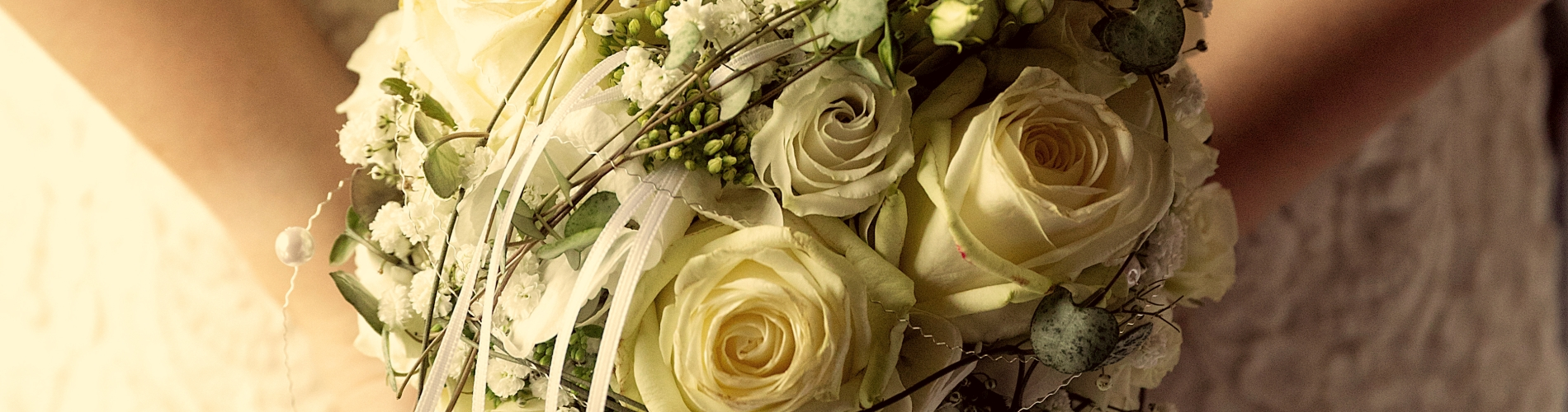 Hochzeitsfloristik, Brautstrauss, Blumento in Berikon