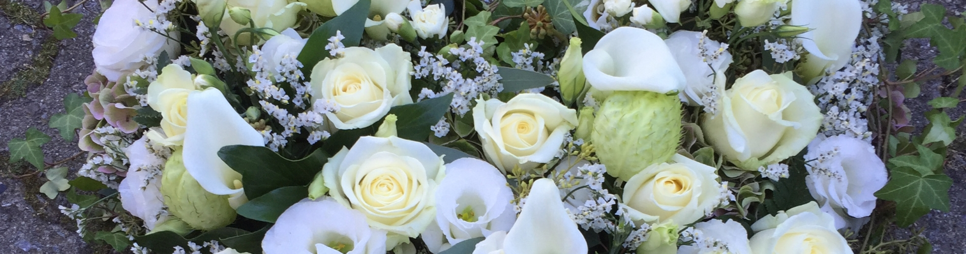 Trauerfloristik - Blumento in Berikon